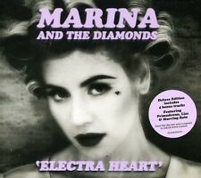 Marina and the Diamo - Electra Heart: Deluxe Edtion [New CD] Deluxe Edition, P