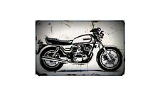 1982 gs850g Bike Motorcycle A4 Photo Poster