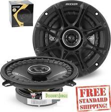 """Kicker DSC54 5 1/4"""" D-Series Coaxial 2-Way Car Audio Speaker System 41DSC54 dsc5"""