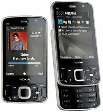 Nokia N96 - 16GB Black Mobile Phone
