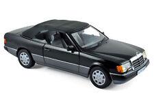 1:18 NEUHEIT Norev -   Mercedes 300 CE Cabriolet 1990 - black