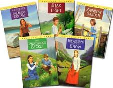NEW Set of 5 PATRICIA ST JOHN Children's Christian Fiction Treasures of the Snow