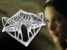 Lord of the Rings The Arwen brooch  Sterling Silver .925