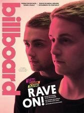 Billboard Magazine,Disclosure,Steve Aoki,Donna Summer,Porter Robinson NEW