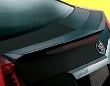 fits CTS 2Dr Flush Mount OE Style Spoiler Wing Painted Black Raven WA8555