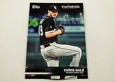 2016 Topps Wal-Mart Marketplace Baseball Card Chris Sale Chicago White Sox
