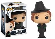Funko Pop TV Once Upon A Time - Zelena - Vinyl Action Figure Collectible Toy 384