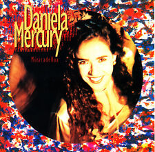 Daniela Mercury ‎– Música De Rua CD 1994 Import