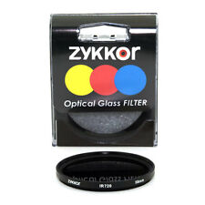 Zykkor 58mm Infrared IR 720nm Filter