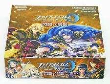 """TCG Fire Emblem 0 (Cipher) Card Booster Pack 6 """"Storm of the Knights' Shadows"""""""