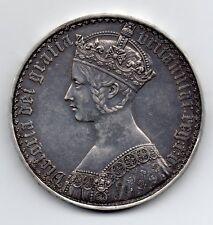 1847 CROWN, VICTORIA 'GOTHIC' TYPE, HIGH GRADE
