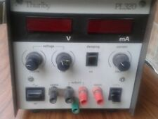 PL320 power supply,  Thurlby Thandar