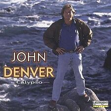 John Denver / Calypso (CD) Postcard from Paris, In a Far Away Land   GREAT!!!!!!