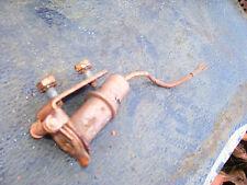 VINTAGE  ALLIS CHALMERS  D 15 GAS TRACTOR -REAR ELEC SOCKET - 1967