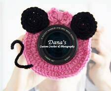 Minnie Mouse Camera Lens Buddy, Photography, Children, Kids, Character