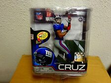MCFARLANE NFL 31 VICTOR CRUZ DEBUT WR NEW YORK GIANTS