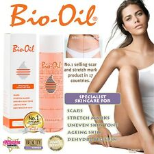 2x Bio-Oil with PurCellin Oil for Scars Stretch Marks Aging Skin Tone 60ml