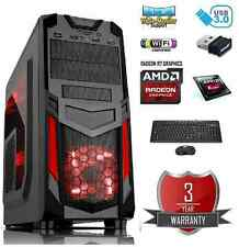 Gamer PC AMD X4 860K QUAD CORE - Nvidia Geforce GTX 1060 6GB - 16GB - Gaming