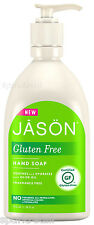 Jason Organic GLUTEN FREE Organic HAND SOAP Liquid Cleanser For Hands 473ml