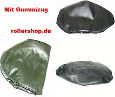 Sitzbank Überzug mit Gummiband schwarz für Vespa Rally
