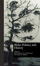 Wellesley Studies in Critical Theory, Literary History and Culture: Blake,...