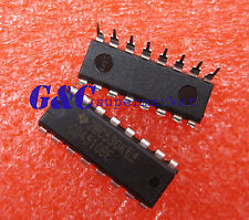 2pcs CD4510 CD4510BE CMOS PRESETTABLE UP/DOWN COUNTERS DIP16 NEW