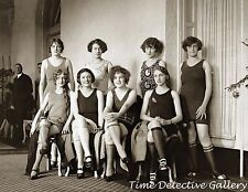 A Variety of Flapper Fashion #1 - 1925 - Historic Photo Print