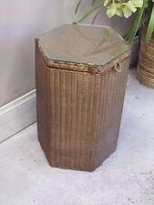 Original Lloyd Loom Storage Box ~ Laundry Basket