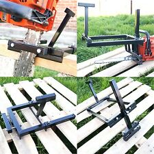 Convertible 2in1 Chainsaw Mill Vertical or Horizontal Alaskan Mill Attachment