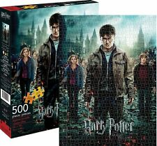 Harry Potter Deathly Hallows 2 500 piece jigsaw puzzle 48cm x 35cm  (nm 62119)