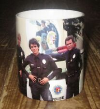TJ Hooker William Shatner and Cast MUG