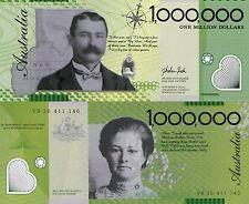1 MILLION AUSTRALIA DOLLARS NOVELTY MONEY - GREAT !