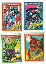 Marvel Universe Series 1 1990 Impel 2 CARDS FOR $.99 Flat Rate Shipping $2.65