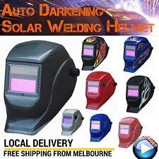 NEW Solar Welding Helmet Auto Darkening Welder Mask Lens ARC TIG MIG MAG RANDOM