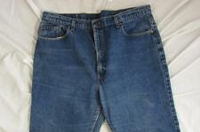 Vtg Levi 517 USA Made Boot Cut Faded Denim Jeans Tag 42x30 Measure 40x29