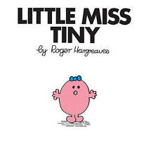 Little Miss Tiny  NEW - BUY 3 MR MEN / LITTLE MISS BOOKS - GET ANOTHER FREE!