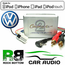VOLKSWAGEN VW RCD200 RCD210 RCD500 Car Aux In Input MP3 iPhone iPod Interface