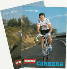Cyclisme, ciclismo, wielrennen, radsport, cycling, EQUIPE CARRERA 1990