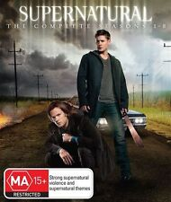 Supernatural : Season 1-8 (DVD, 2013, 47-Disc Set)