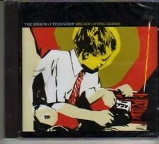 (CR15) The Sinking Citizenship, Broadcasting Germs - sealed 2005 CD