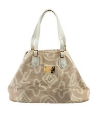 Louis Vuitton Tahitienne Cabas GM Beige Monogram Canvas Tote