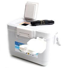 Fishing Tackle box Multi Shrimp Container Cooler Live Bait Cage 7L HB-117