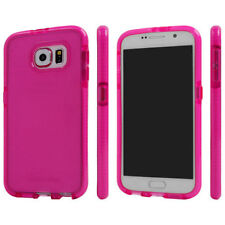 New Tech21 - Evo Check Case for Samsung Galaxy S 6 Cell Phones - Pink