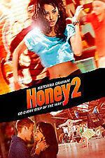 DVD: HONEY JESSICA ALBA, MISSY ELLIOTT
