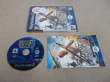PS2 PLAYSTATION 2 pal jeu medal of honor soleil levant avec boite instructions