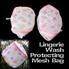 Women Laundry Saver Bra Washing Aid Lingerie Hosiery Wash Protecting Mesh Bag