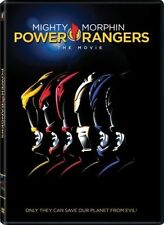 Mighty Morphin Power Rangers the Movie (SEALED DVD)