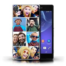 Create Your Own Custom Design Photo Personalised Hard Case for Sony Xperia Z2