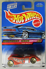 Hot Wheels 1:64 Scale 1999 Mad Maniax Series TWIN MILL II