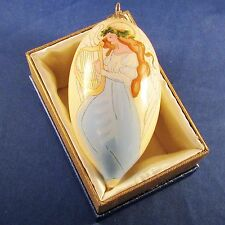 Pier 1 Imports - 2015 - Li Bien Christmas Ornament - Angel with Doves - NEW